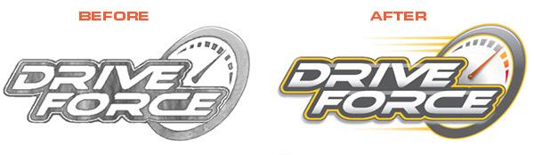 Logo Redraw Service