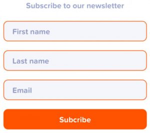 Cattery Website Design Newsletter